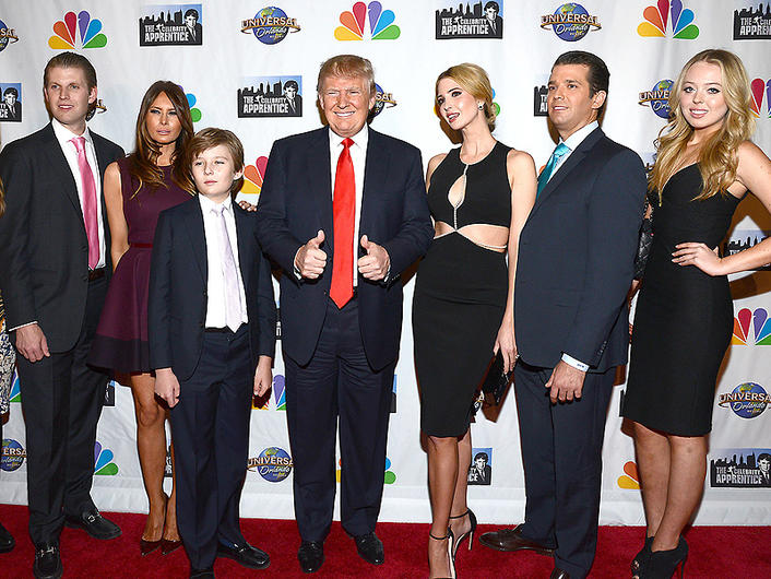 celebrity news everything didnt know about trump kids