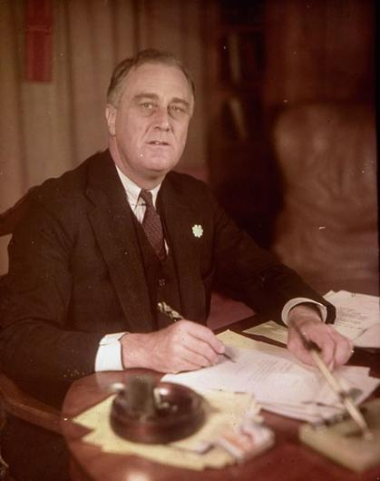 research paper on franklin d roosevelt