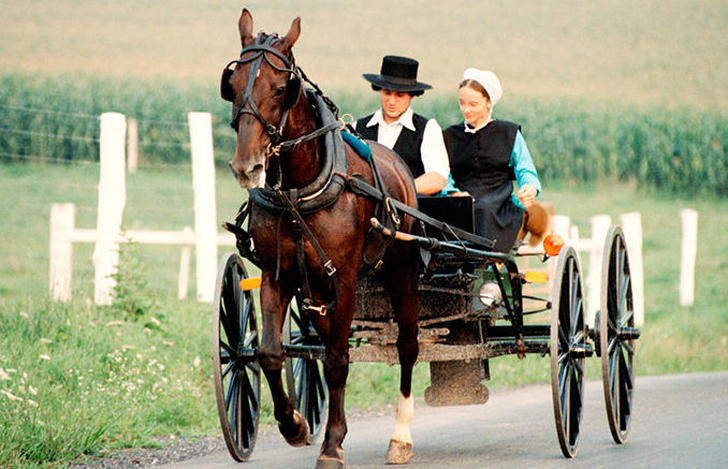 The Amish Bundling and Marriage Customs Are Interesting and Unique