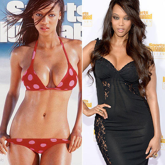 Tyra Banks Now: The Sexiest Supermodels Of All Time